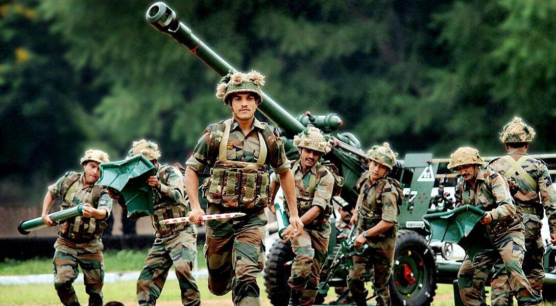 Indian Army-sukrajclasses.com