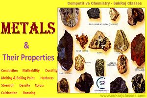 Metals Properties -sukrajclasses.com
