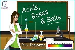 Acids-Bases-Salts And PH Indicators -Chemistry-sukrajclasses.com