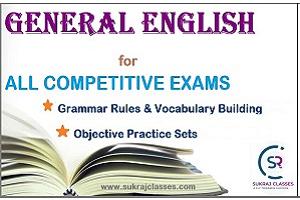 General English-sukrajclasses