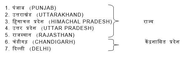 border state of Haryana - Sukrajclasses.com